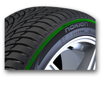 Nokian Silent Sidewall Technology