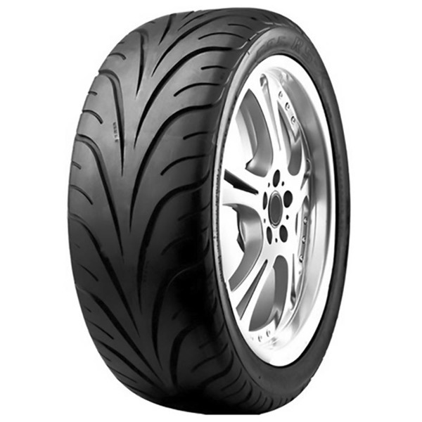 FEDERAL 205/50 R16 87W (F,E,72) Profil: 595 RS R SEMI SLICK / Sommer