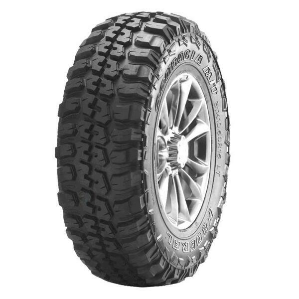 FEDERAL 265/70 R17 121Q Profil: COURAGIA MT / Off-Road