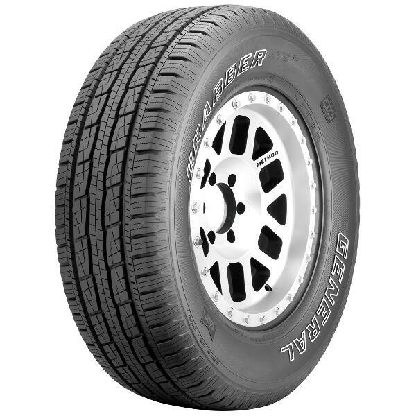 GENERAL TIRE 255/70 R15 108S (E,C,72) Profil: GRABBER HTS 60 / Off-Road