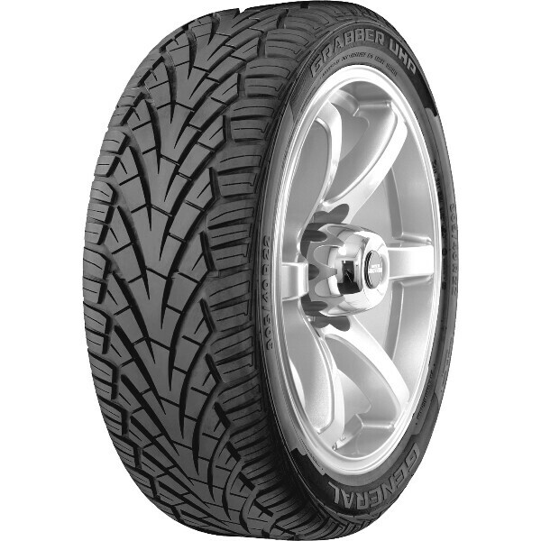 GENERAL TIRE 265/70 R15 112H (E,C,72) Profil: GRABBER UHP / Off-Road