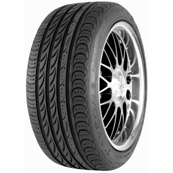 SYRON 275/45 R19 108W (E,C,74) Profil: CROSS 1 PLUS / Off-Road