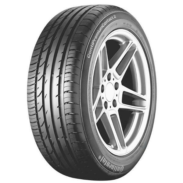 CONTINENTAL Sommerreifen CONTIPREMIUMCONTACT 2 – 1x 225/60R16 102V