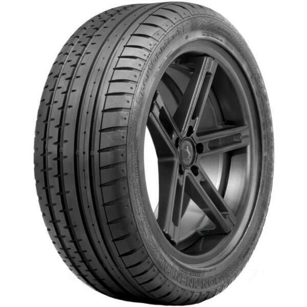 CONTINENTAL Off-Road SUV CONTISPORTCONTACT 2 – 1x 265/45ZR20 104Y