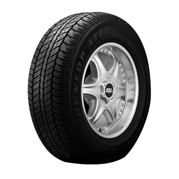 DUNLOP Off-Road SUV GRANDTREK AT 20 – 1x 265/65R17 112S