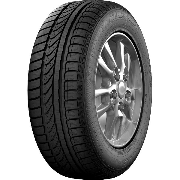 DUNLOP Winterreifen SP WINTER RESPONSE – 1x 185/60R15 88H