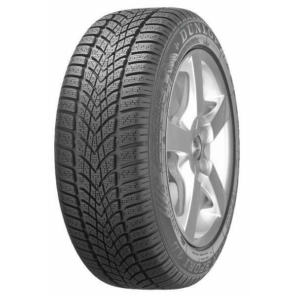 DUNLOP Winterreifen SP WINTER SPORT 4D – 1x 255/40R18 99V