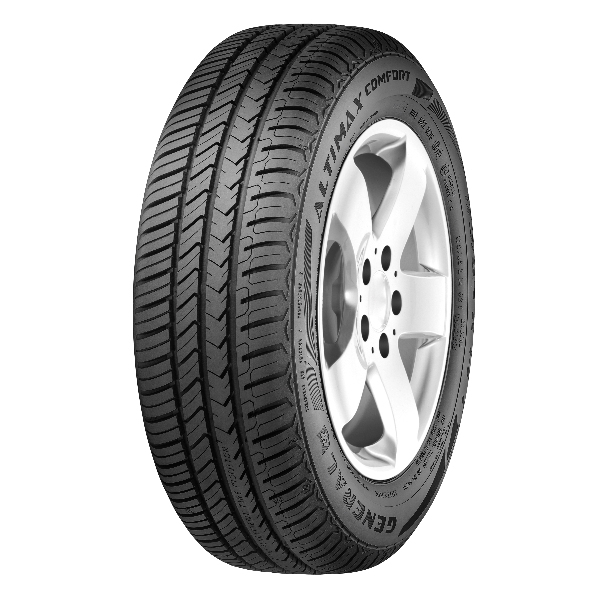 GENERAL TIRE Sommerreifen ALTIMAX COMFORT – 1x 195/60R15 88H