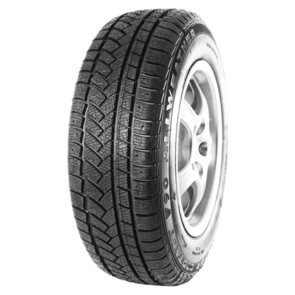 KING MEILER Winterreifen WT 90 – 1x RE195/55R15 85H