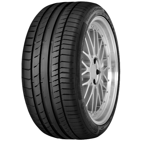 CONTINENTAL Off-Road SUV CONTISPORTCONTACT 5 – 1x 245/45R19 98W
